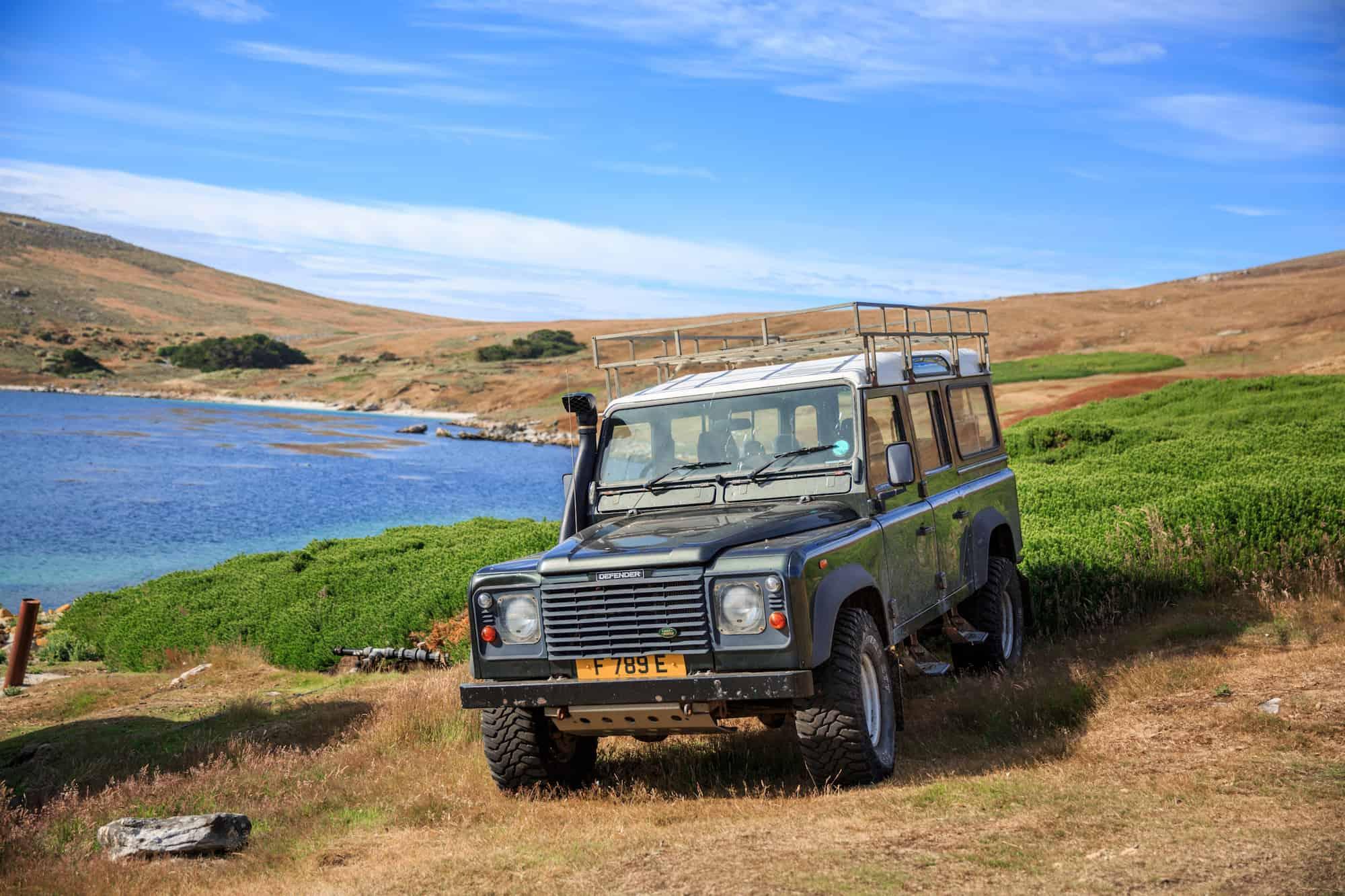 visit falkland islands