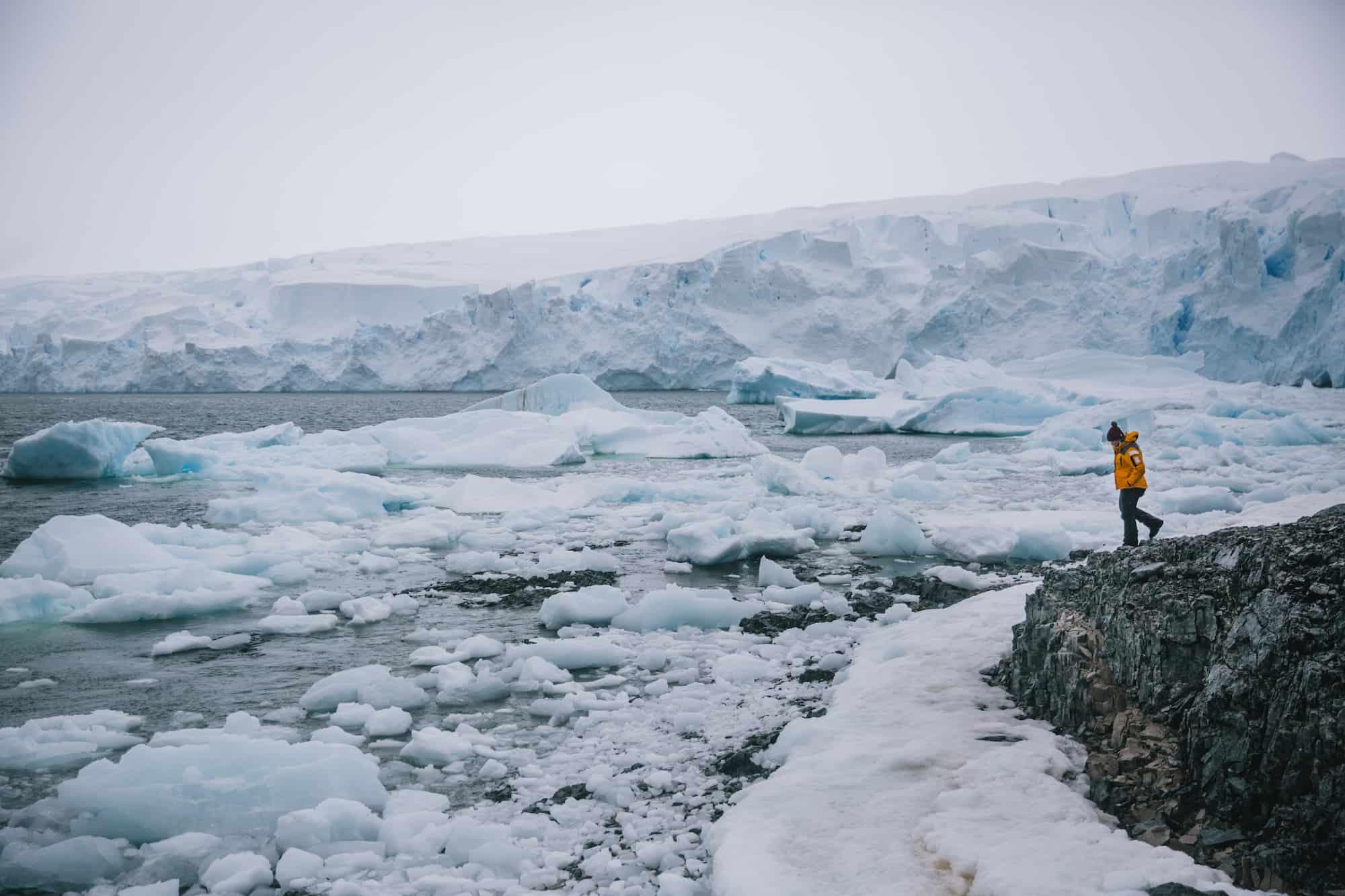 antarctica packing