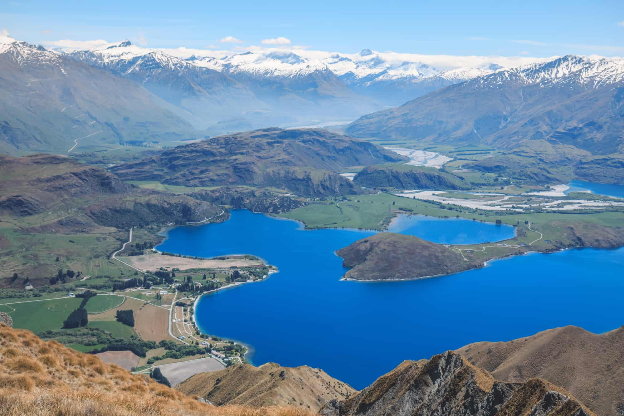 roys peak hikes alternatives