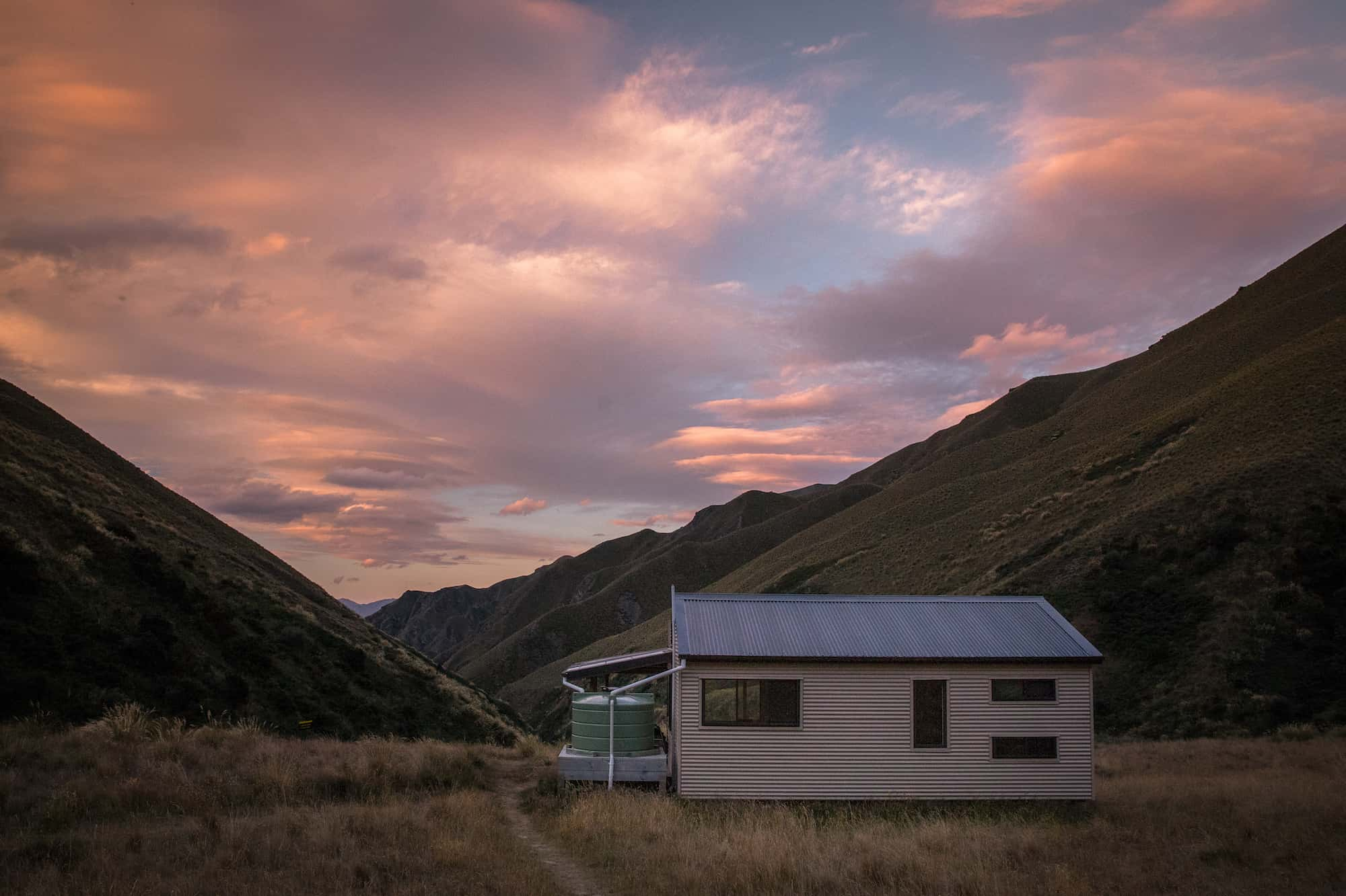 huts new zealand