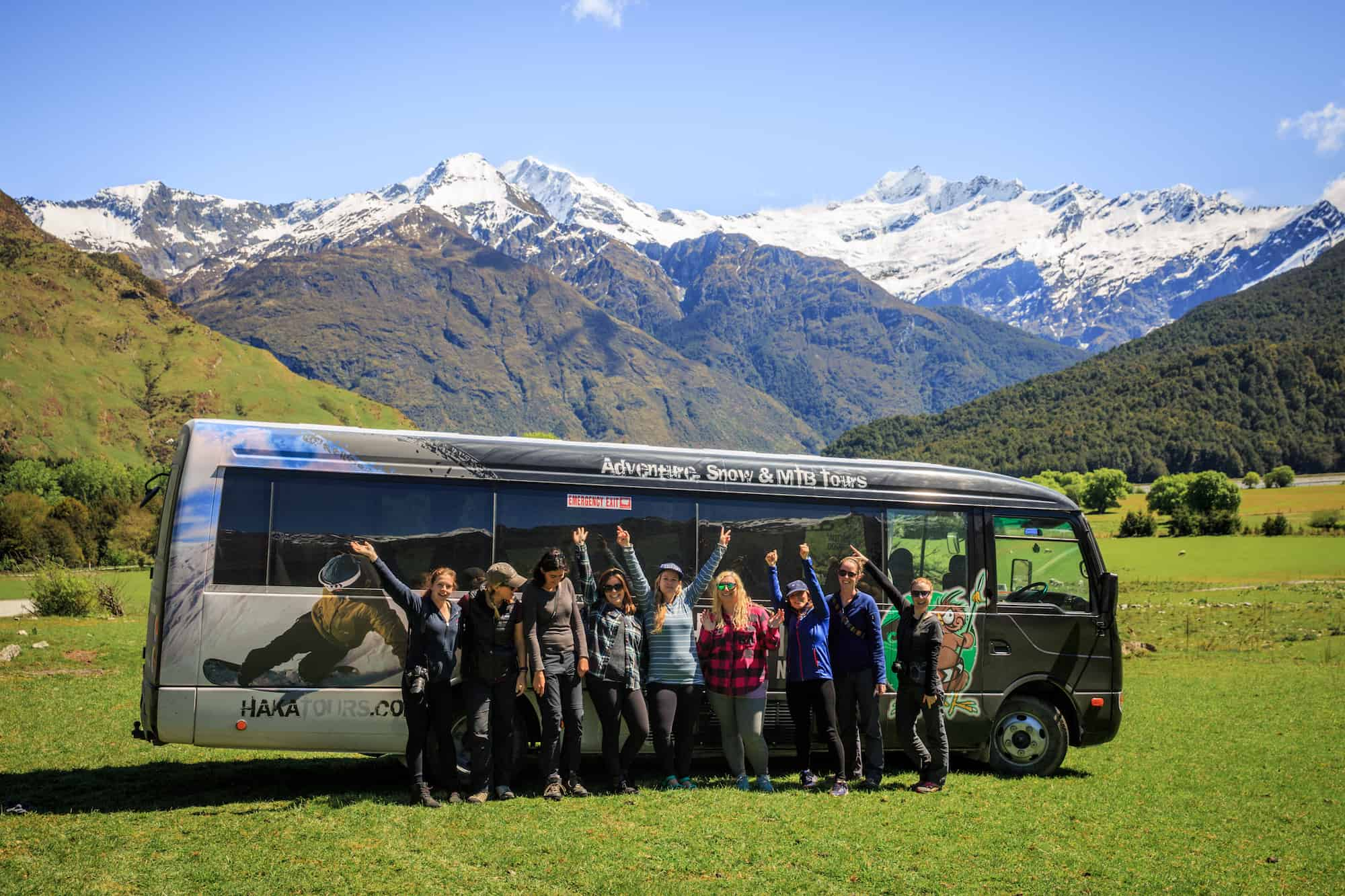 best tour new zealand
