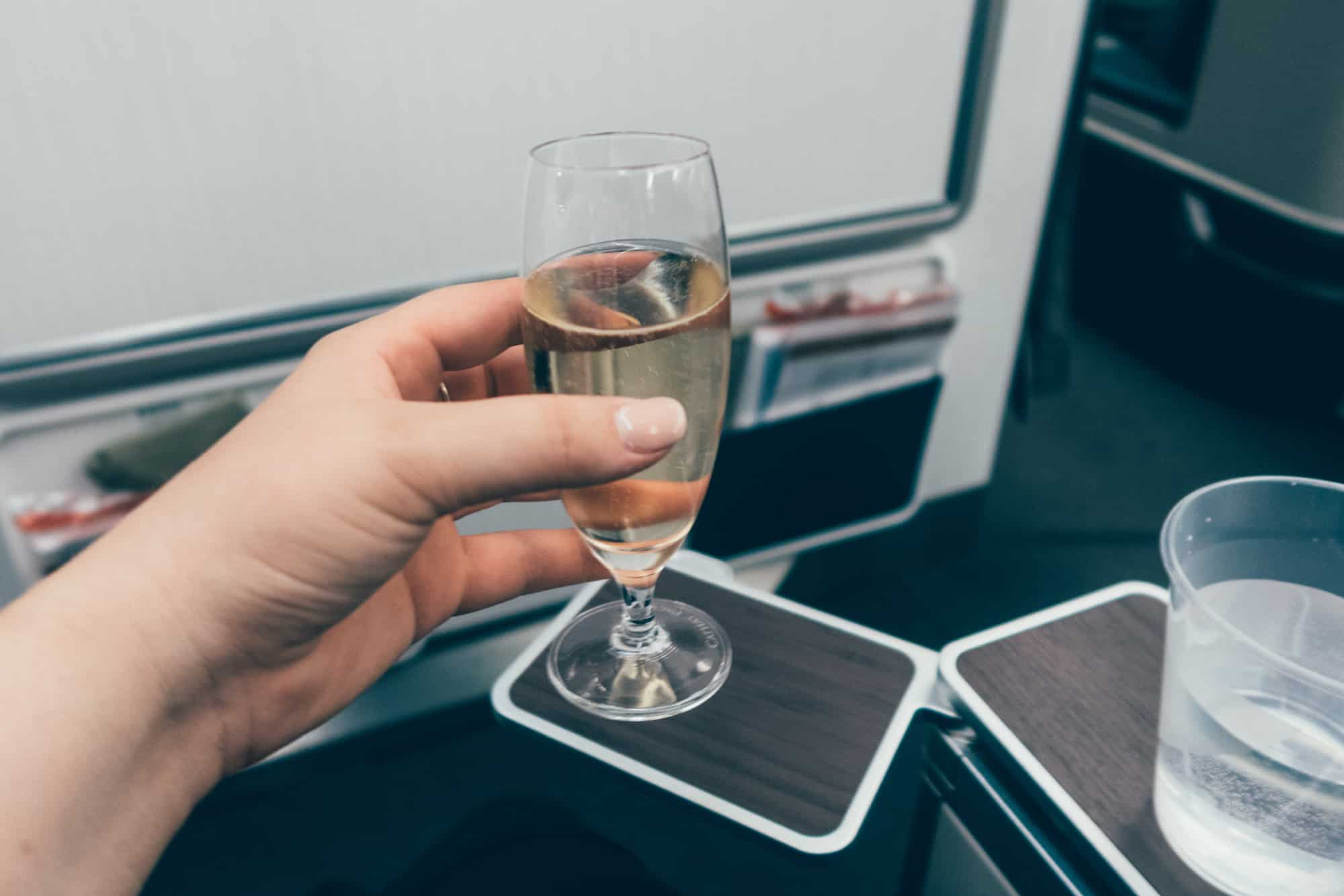 surviving long haul flights