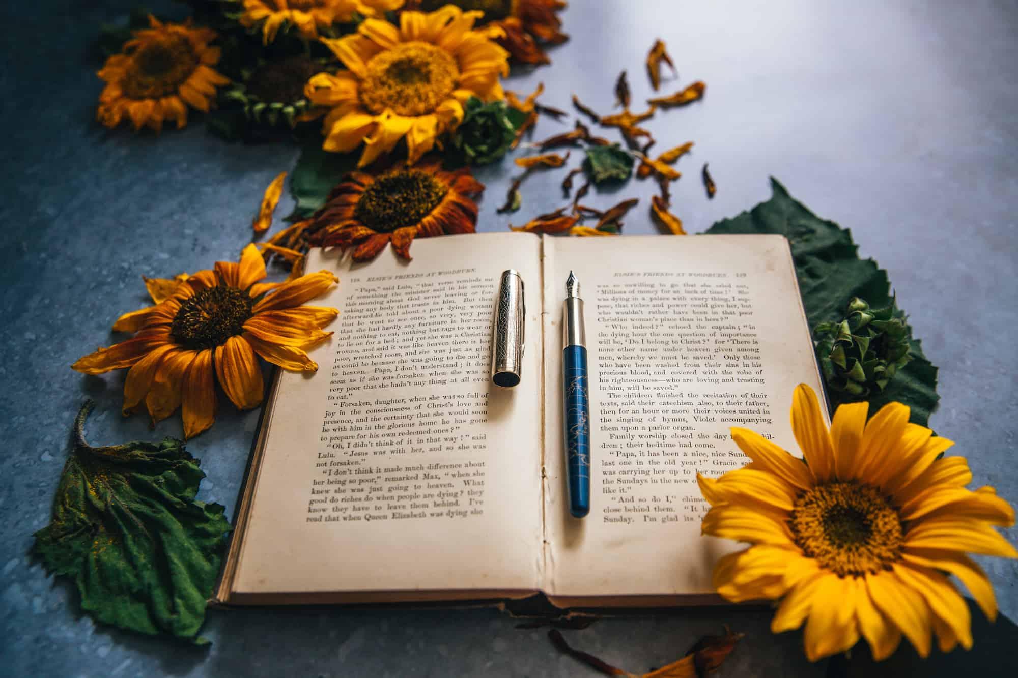 writing rituals