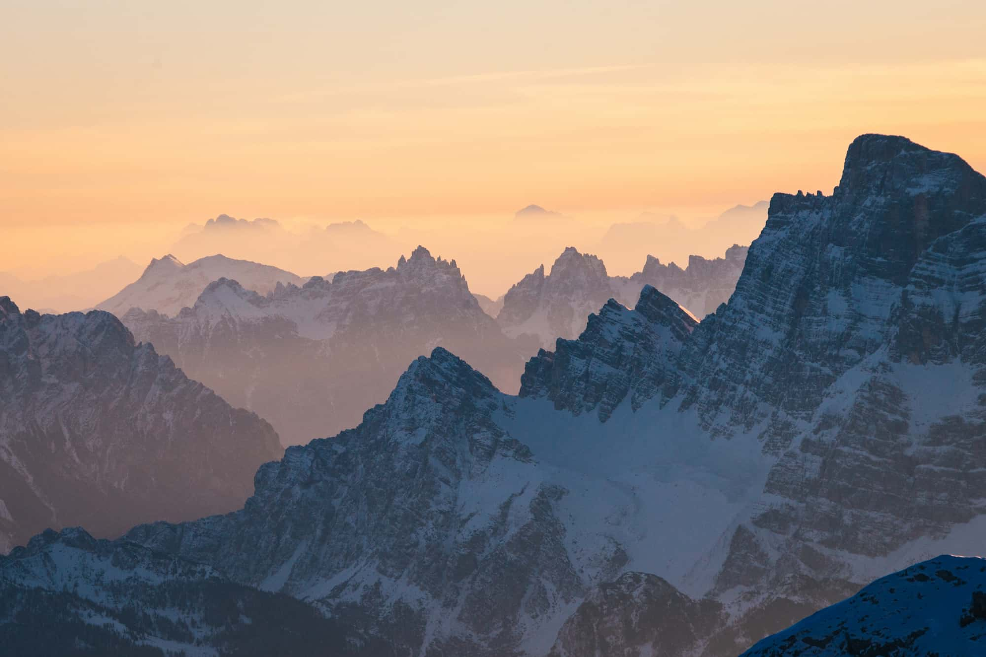 sunrise marmolada