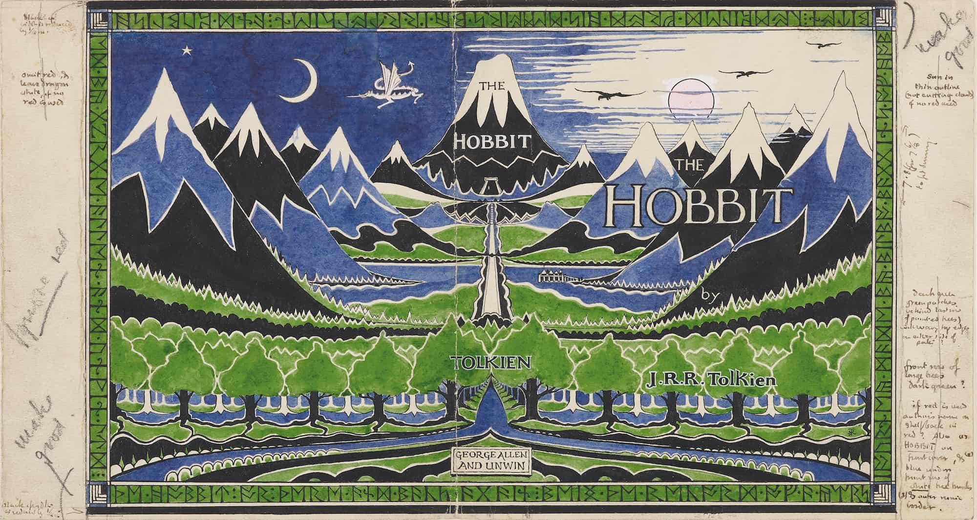 Tolkien exhibit