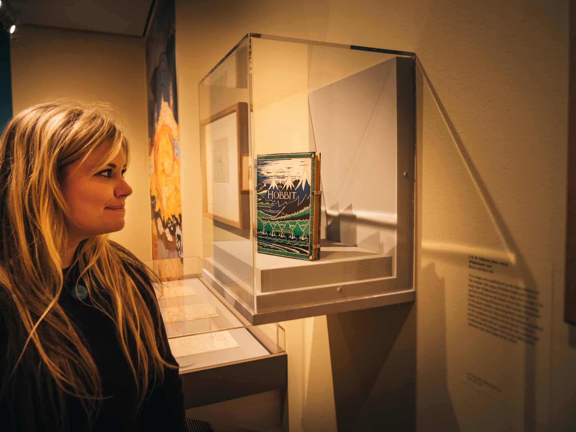 Tolkien exhibit