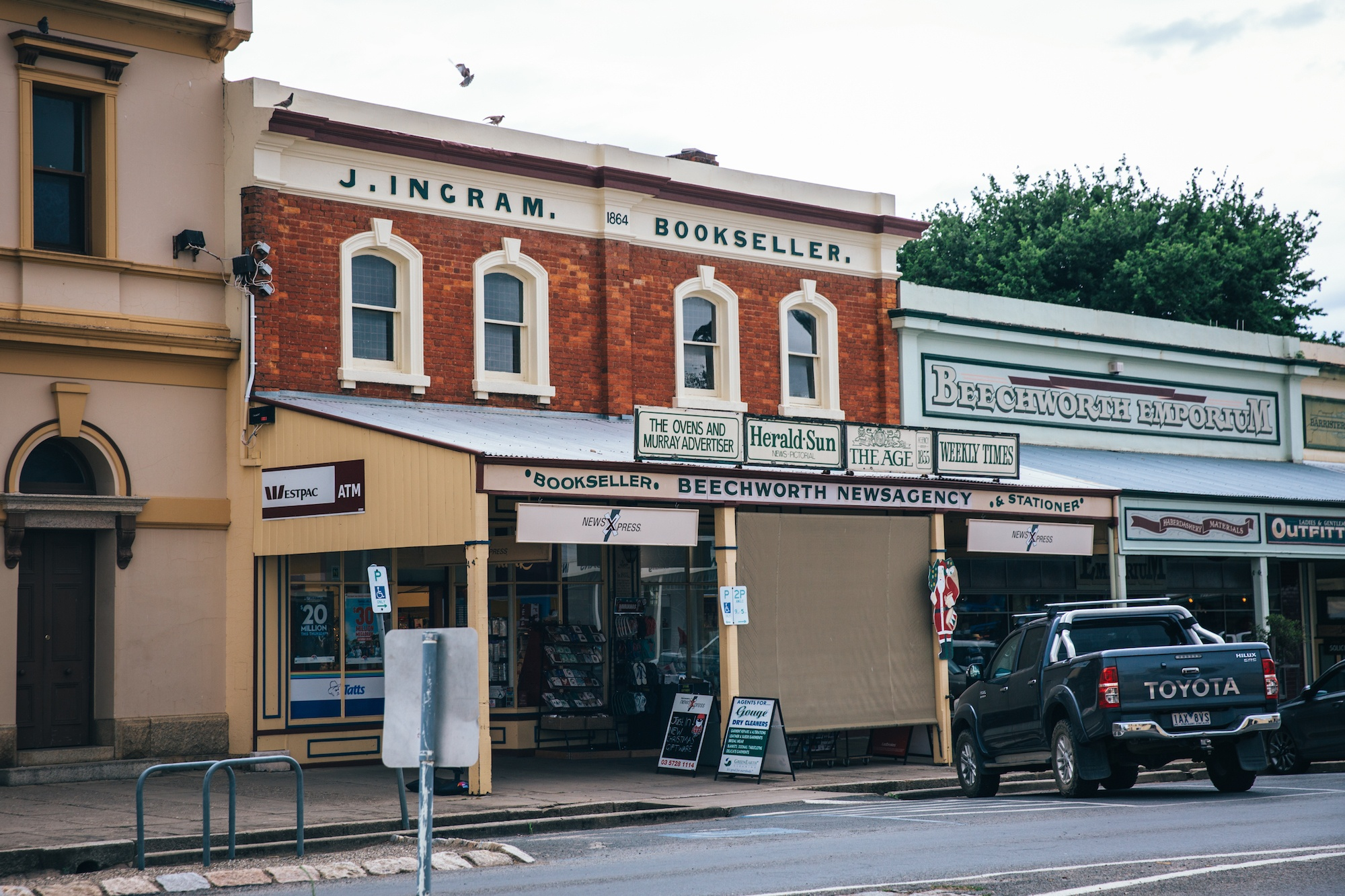 beechworth travel