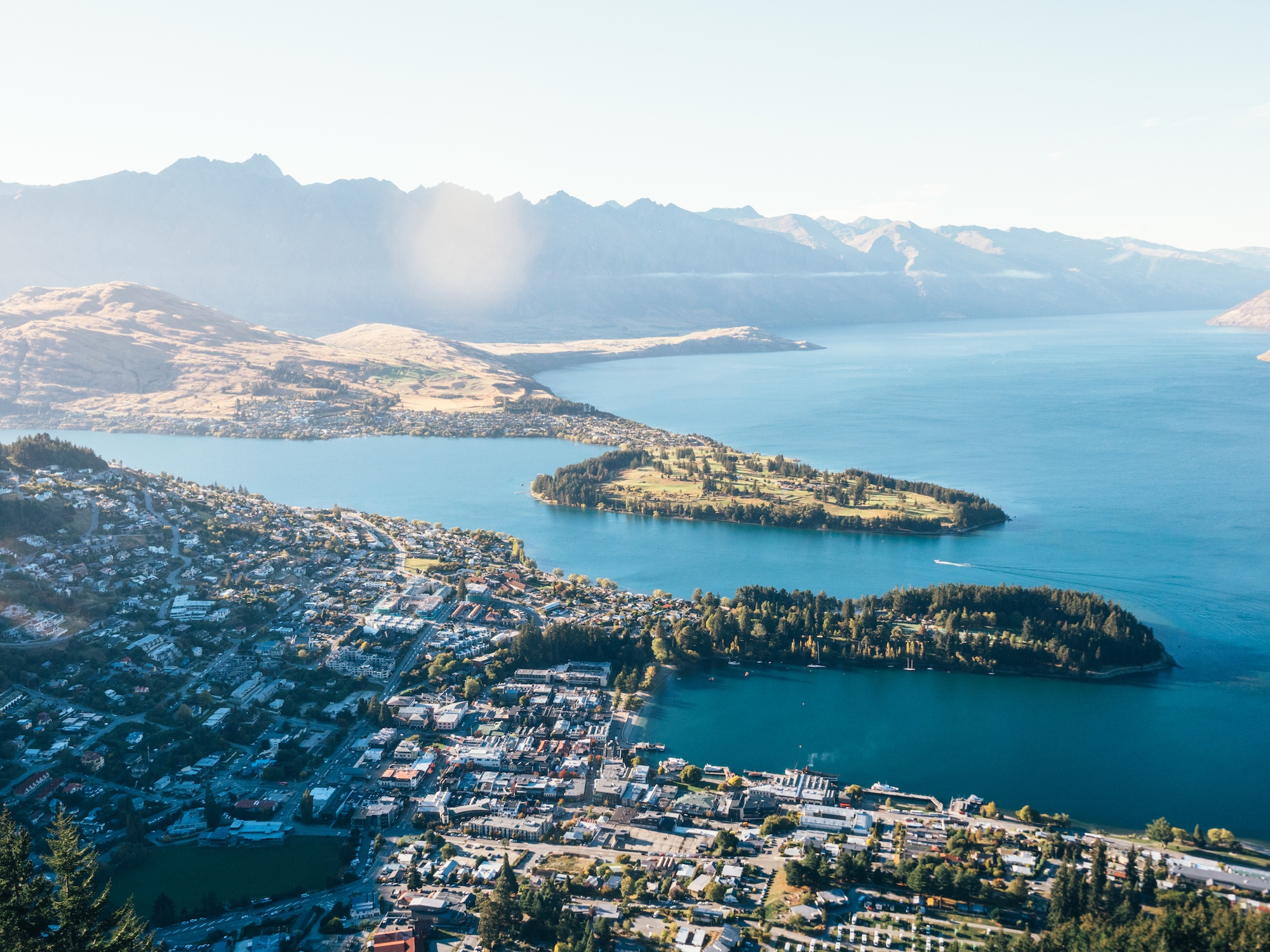 travel bootcamp queenstown