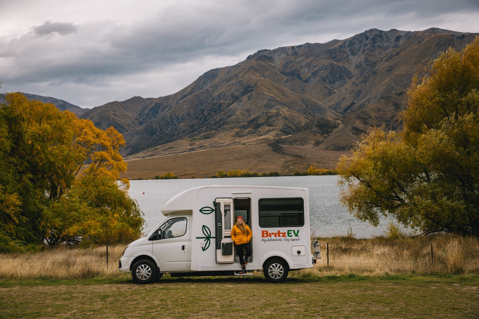 electric campervan new zealand