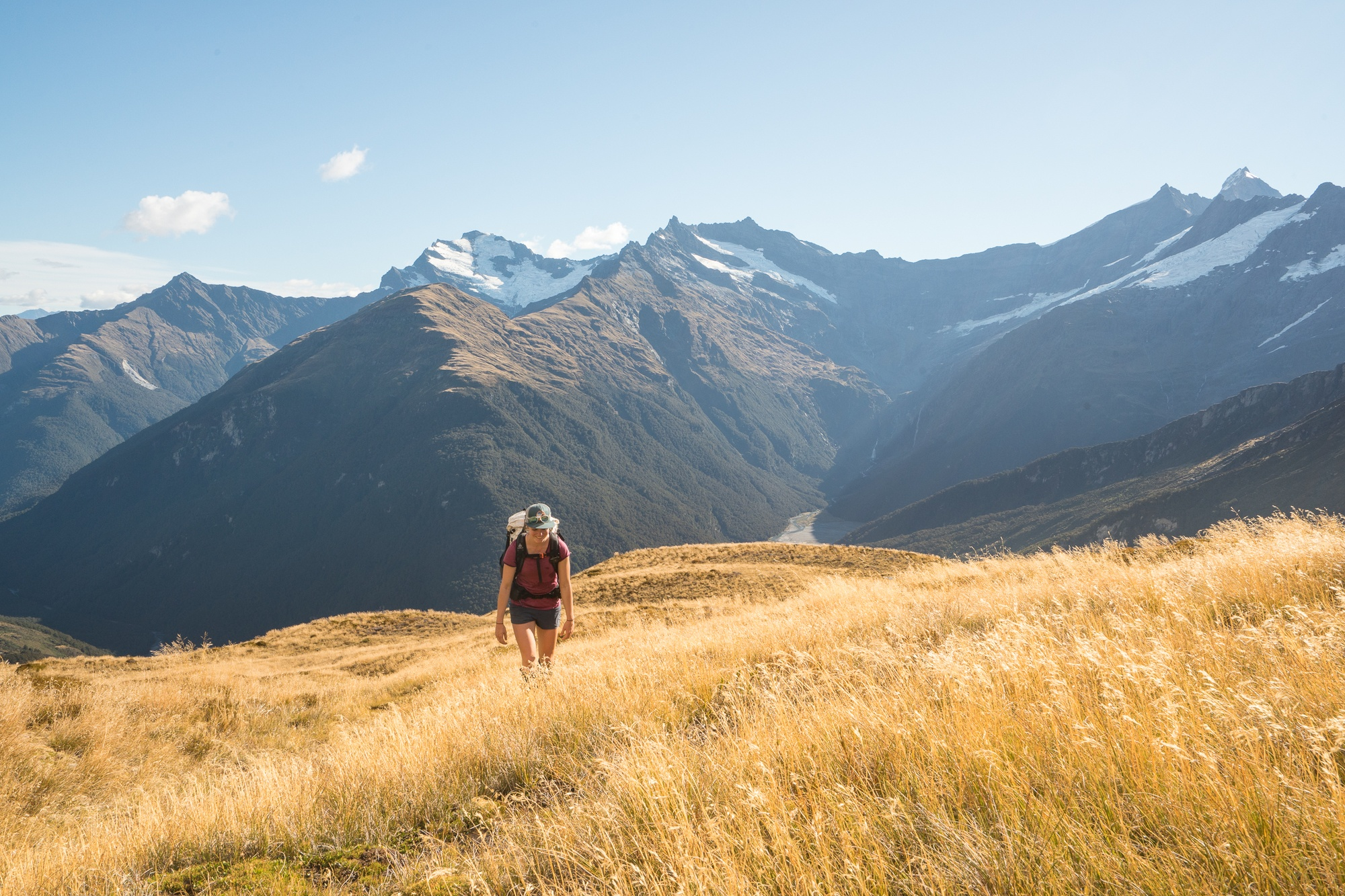 new zealand solo travel