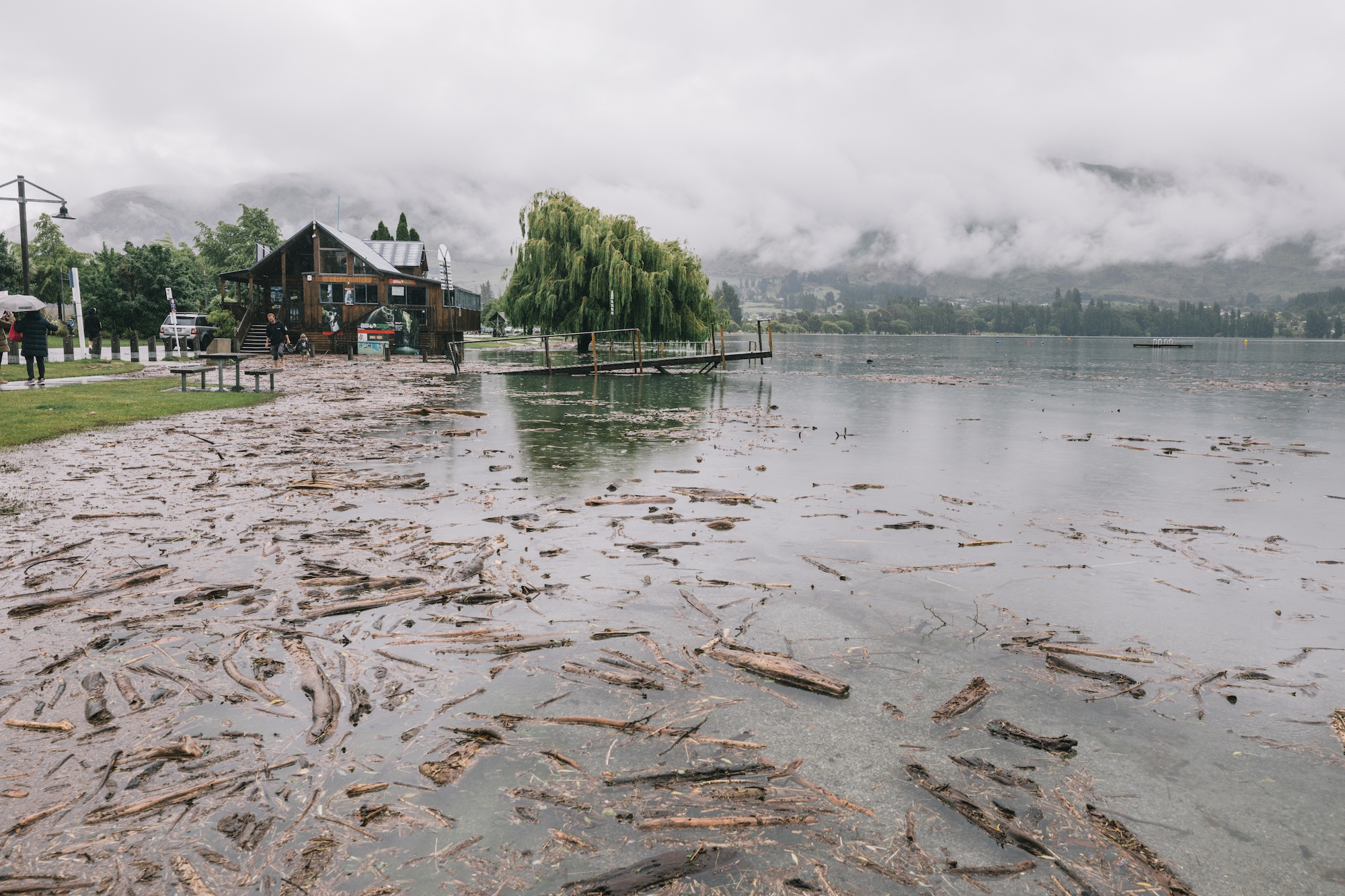 wanaka flood