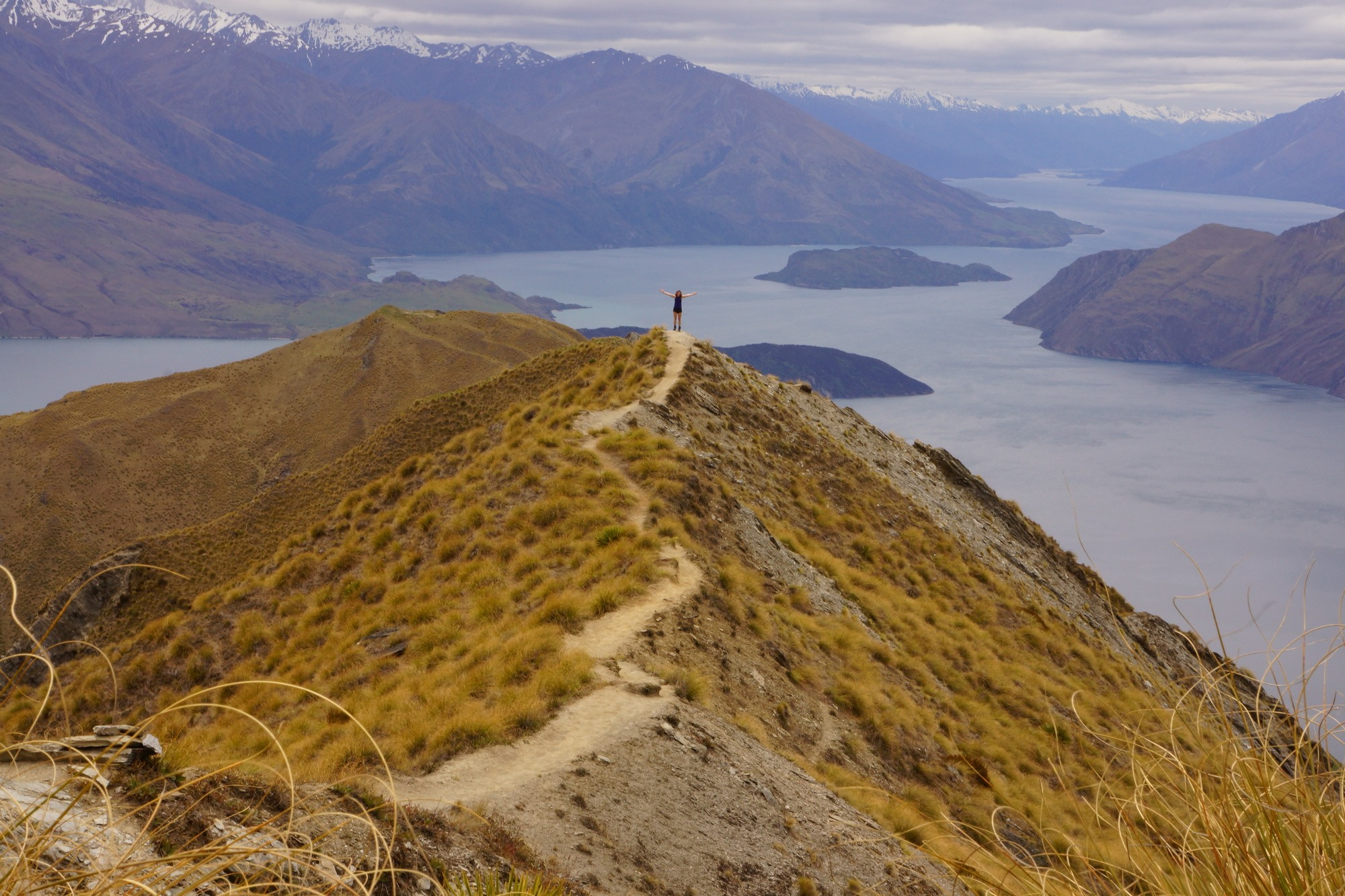 day hikes in Wanaka