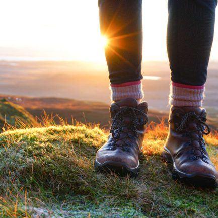 Hiking the Scottish National Trail