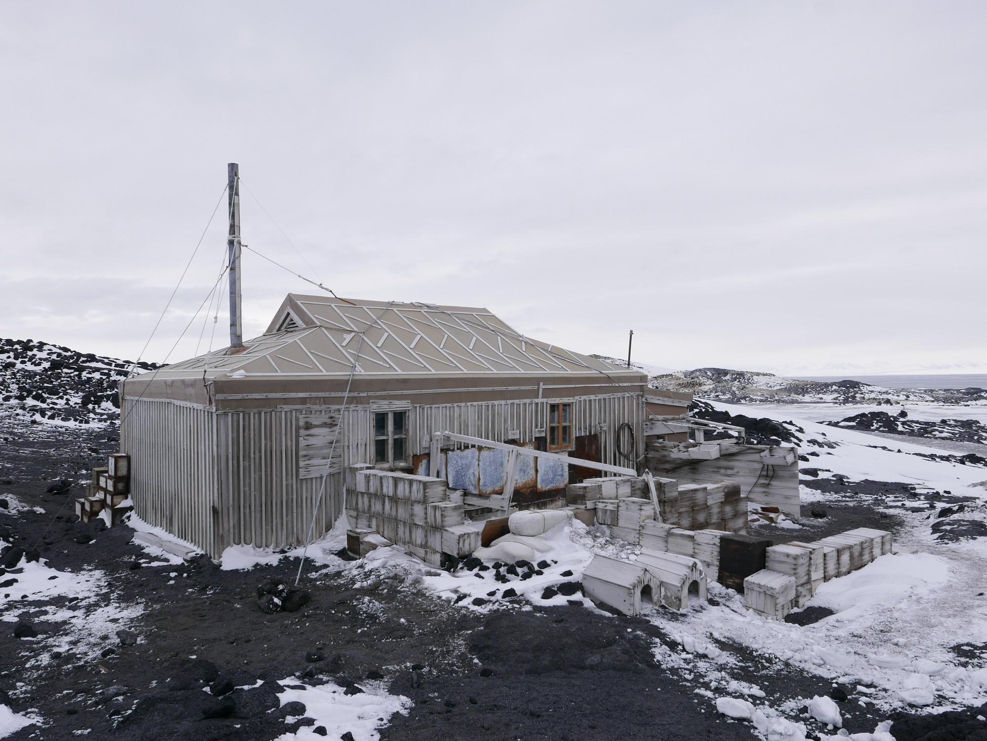 Antarctica app